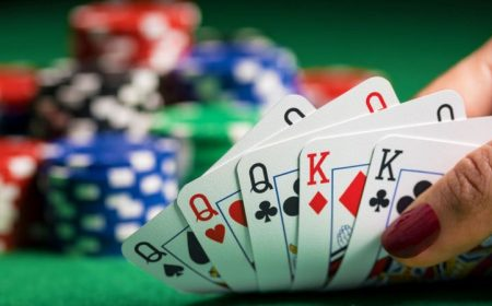 Mainkan Poker Online Gratis